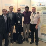 COHERENT team at EuCNC 2017 booth
