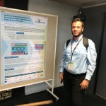 Alexandros Kostopoulos (OTE) presenting a COHERENT poster at EuCNC 2017